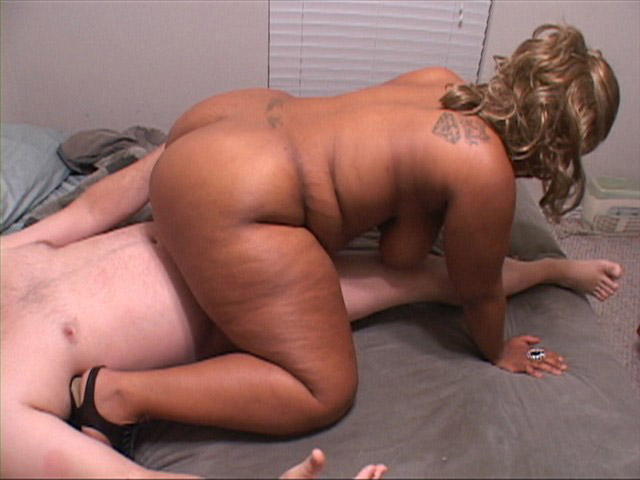 A big butt ebony bbw reverse cowgirl 3